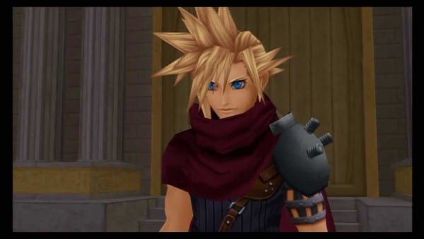 Cloud, Kingdom Hearts