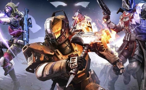 bungie destiny taken king ttk armor exotics