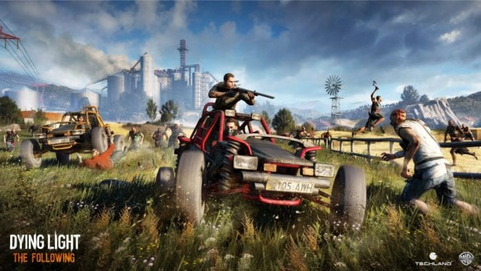 xbox one, steam, summer sale, Dying Light: The Following