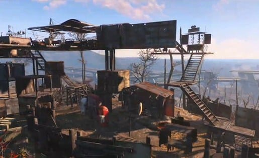 Fallout 4, DLC, Wasteland, mods, Workshop
