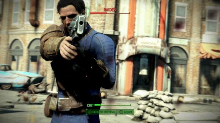 fallout 4 gun, ammo, where to find, conserve