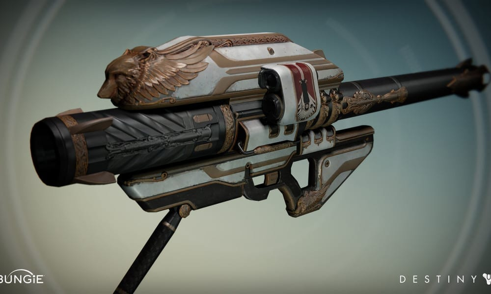 Top 10 best destiny rise of iron exotic weapons