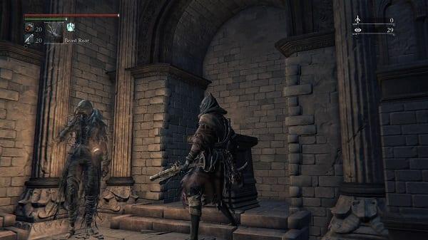 harrowed hunter bloodborne