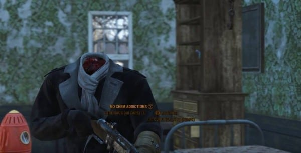fallout 4 headless glitch