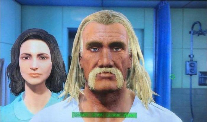 hulk hogan Fallout 4