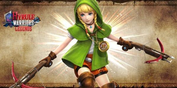 Linkle, hyrule warriors legends, girl link