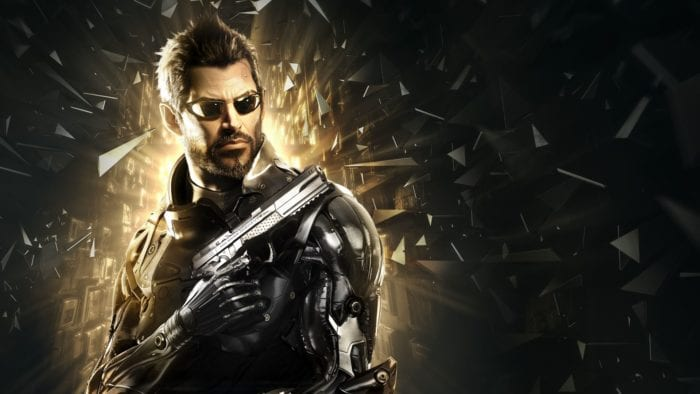 Deus Ex: Mankind Divided by Michael McCann and Sasha Dikiciyan