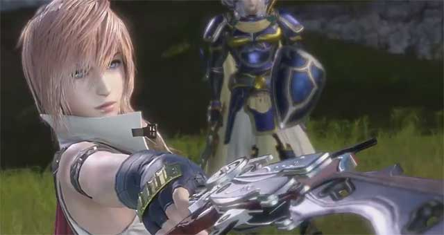 Dissidia Final Fantasy Lightning