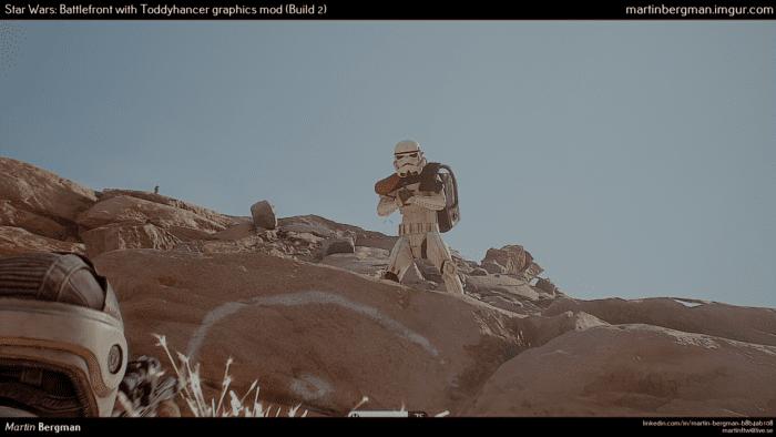 Star Wars: Battlefront mod