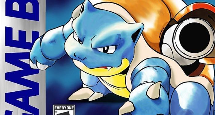 Pokemon Blue, Pokemon Red, Pokemon Yellow, 3DS