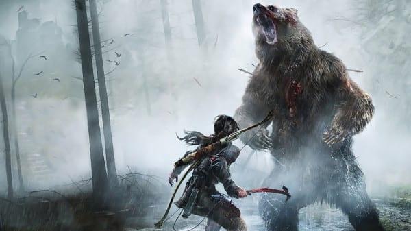 rise_of_the_tomb_raider-game-lara_croft-bear-1366x768