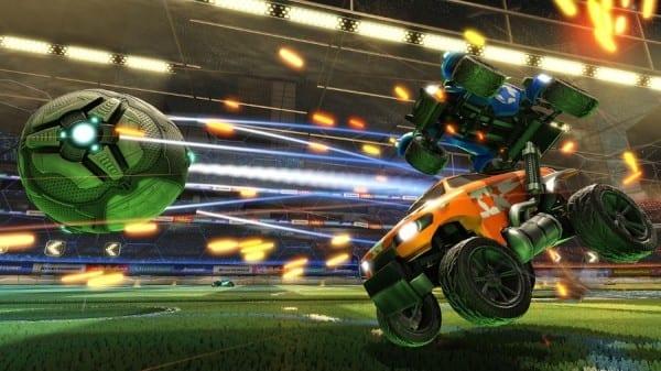 rocket league, xbox one