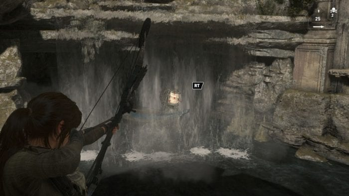 tomb raider catacomb of sacred waters