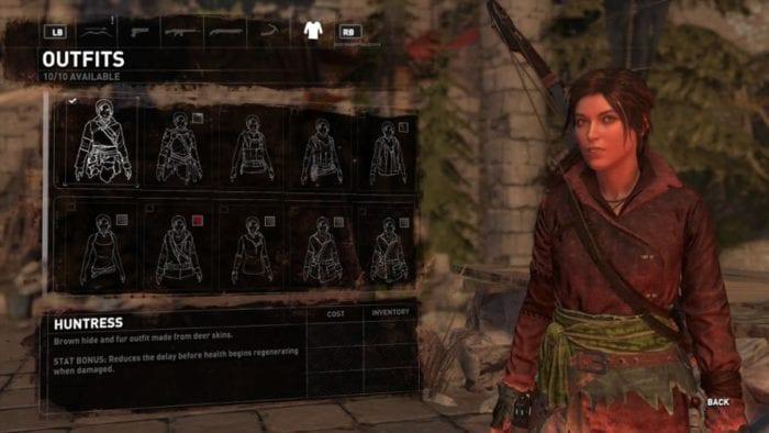 tomb raider huntress