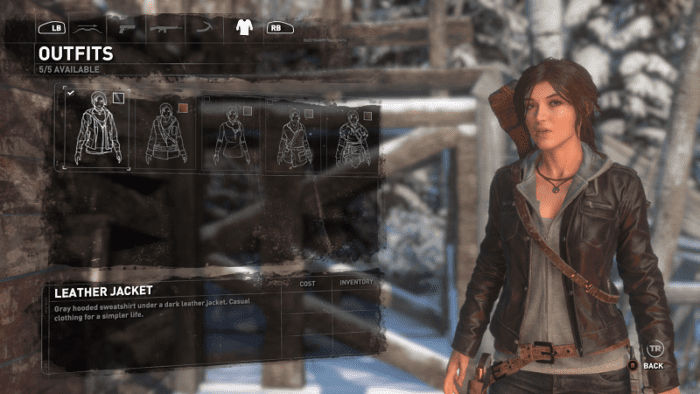 how to get the motorbike in tomb raider