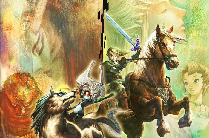 twilight princess hd, legend of zelda, wii u