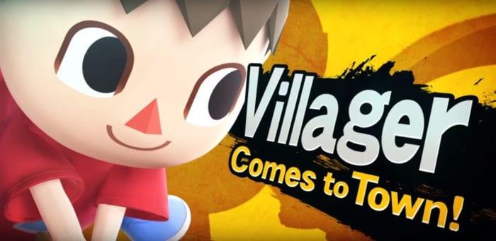 02 Smash_Villager