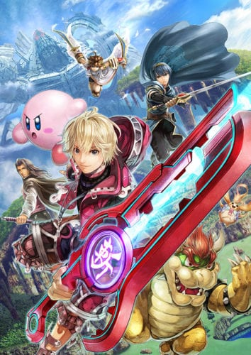 10 Smash_Shulk art