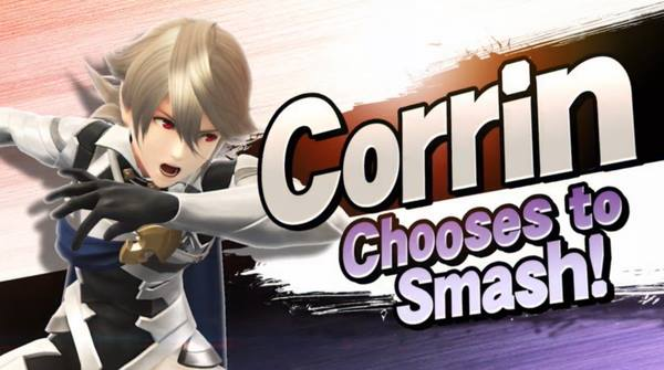Super Smash Bros. Corrin