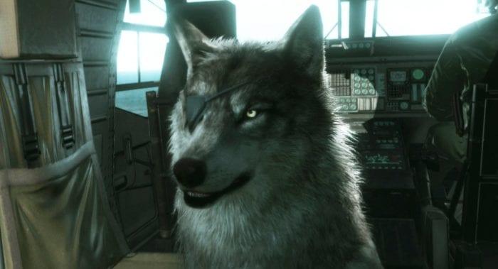 D-Dog Metal Gear Solid V