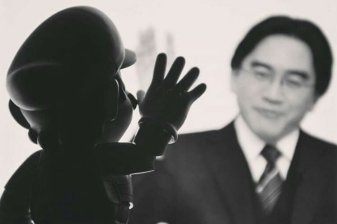 Satoru Iwata- Gaming Moments