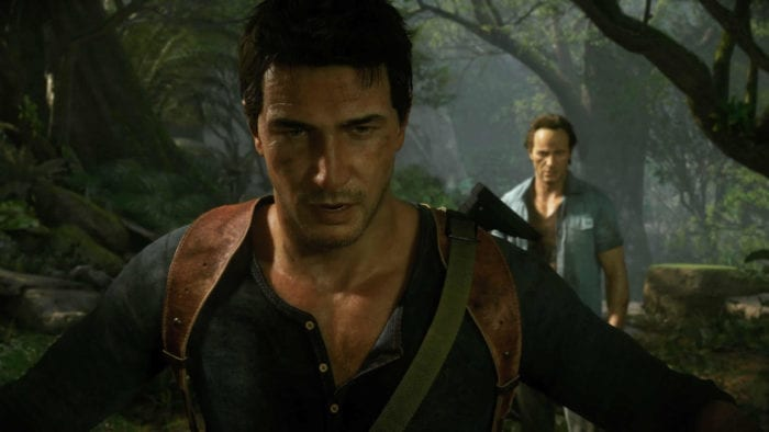 uncharted 4, the making of, video, technical, size
