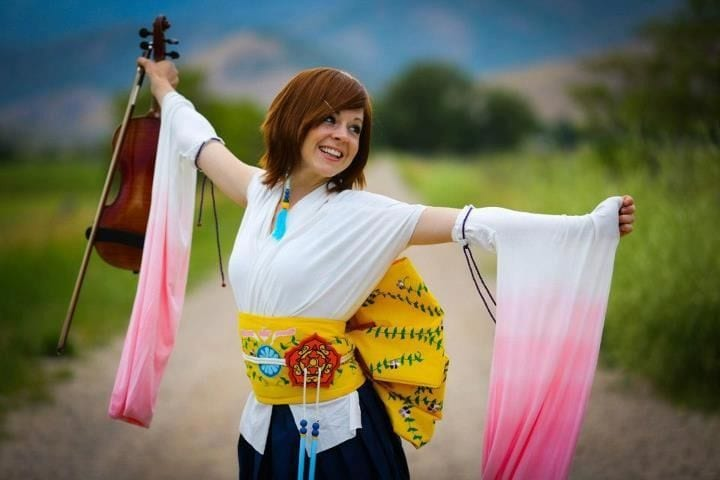 Lindsey Stirling Final Fantasy