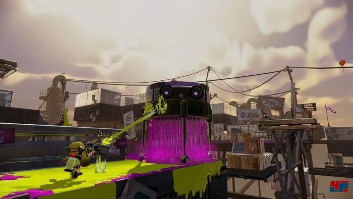 Splatoon screenshot 1