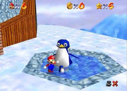 Mario Holiday