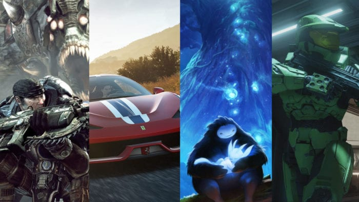 10 of the best xbox one exclusive titles so far