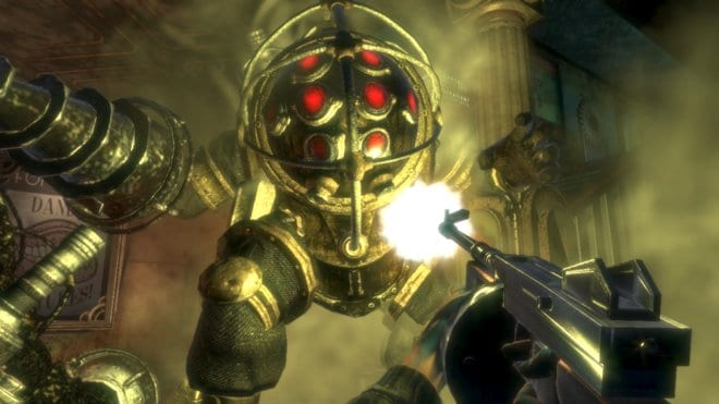 Bioshock trilogy, games, must play