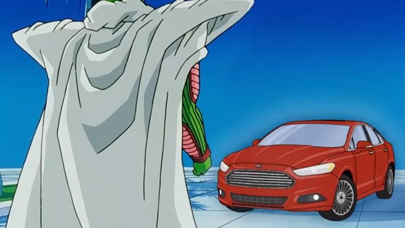 Dragonball Z - Ford Fusion