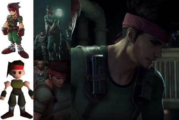 Final Fantasy VII Remake, Biggs