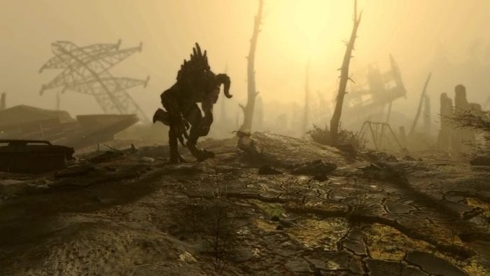 fallout 4 wasteland, survival mode, how to, start, guide