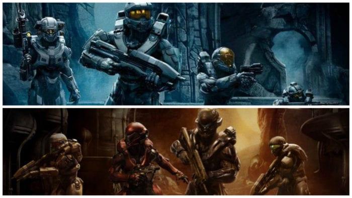 Halo 5 Teams