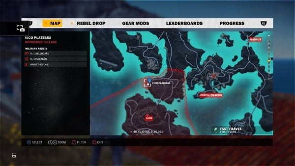 Just Cause 3 How To Get The Dk Pistol And Fill Heads With