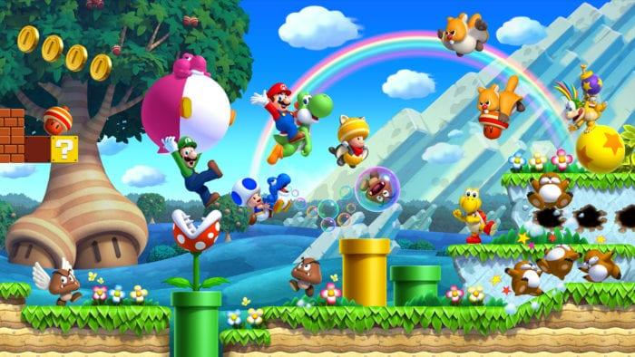 New Super Mario Bros U email