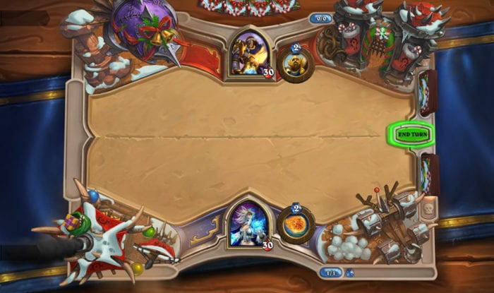 Hearthstone Holiday Event