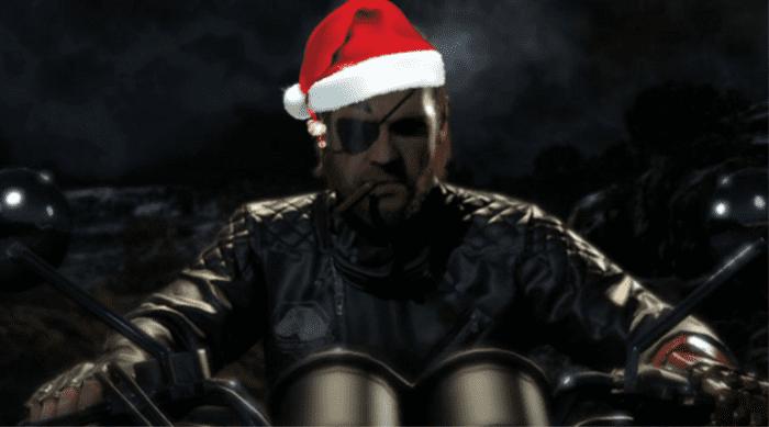 Metal Gear Solid V Christmas