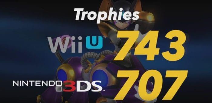 Smash_743 Trophies