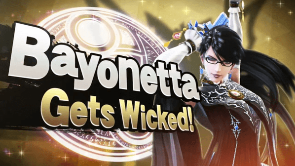 Super Smash Bros Bayonetta