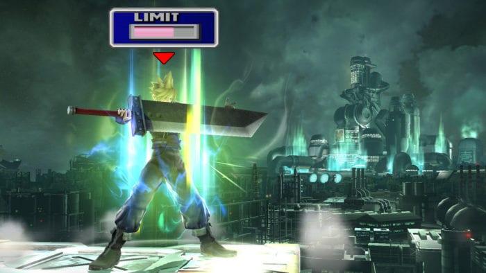 Smash_Cloud Limit Break
