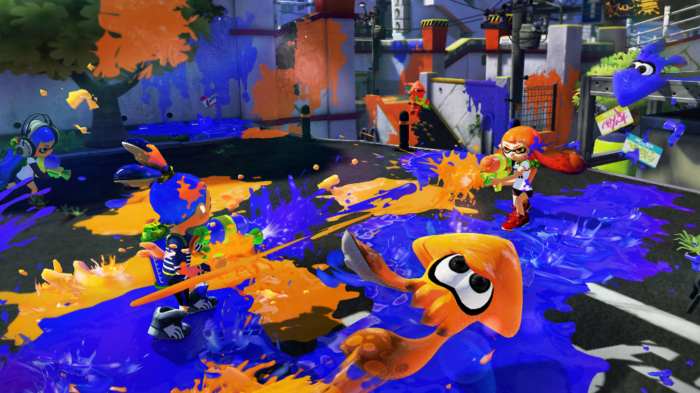 Splatoon, sequel, 2015