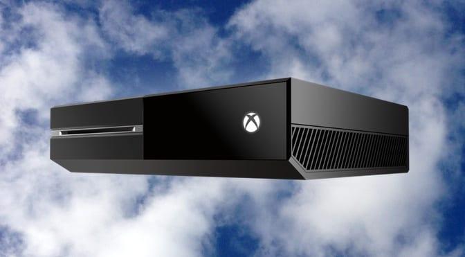 Xbox One Cloud