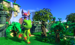 Yooka-Laylee, confirmed, Xbox One, title, 2016