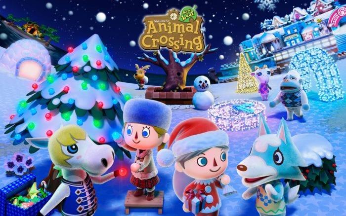 Animal Crossing Holiday