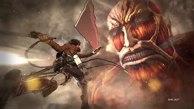 Attack on Titan (PS4, Xbox One) - August 30