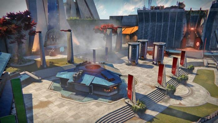 destiny tower vaults