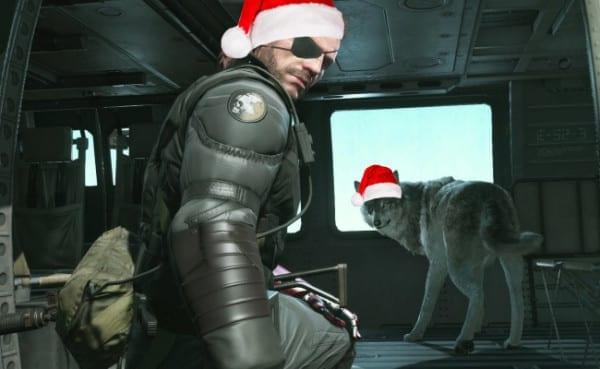 diamond dog santa