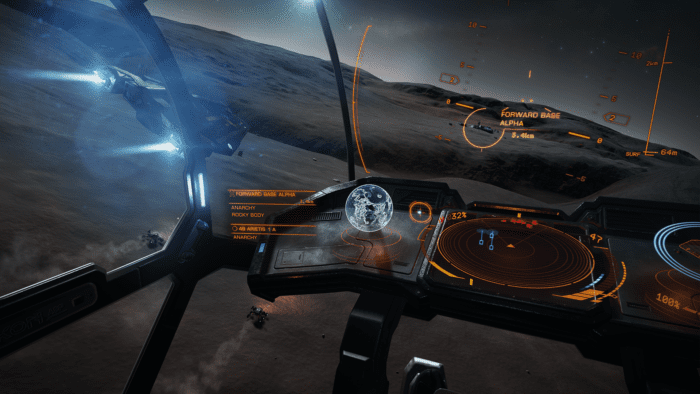 Elite Dangerous: Horizons, June